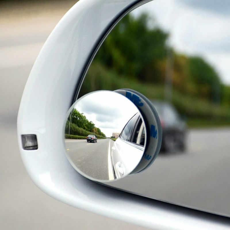 Estilo de coche punto ciego espejo retrovisor accesorios para Peugeot 407, 207, 208, 508, 2008 Citroen C3 C4L C5 C4 xsara Picasso Berlingo