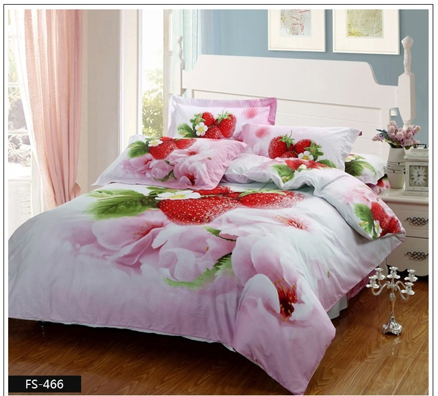 Cotton Canvas Youth Bed Cover 3d Bed Quilt Fold Hemming Lace Art Big Flower  Series Designer