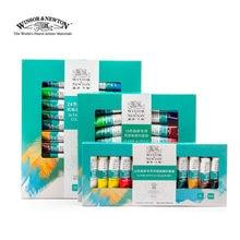 Winsor & Newton 12/18/24 цветов Профессиональные акриловые краски для акриловых красок краска пигмент для художника