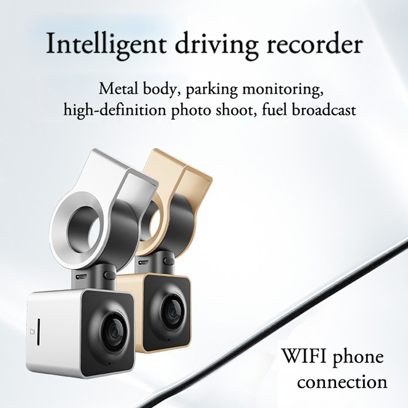 Wifi Connection Mini Wide-angle Night Vision HD One Machine USB Car Charger Speed Reminder Driving car dvr Dash Camera