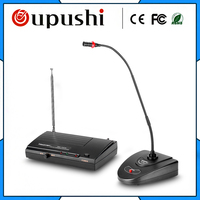 Wifi Table Mic System Wireless Microphone Stand