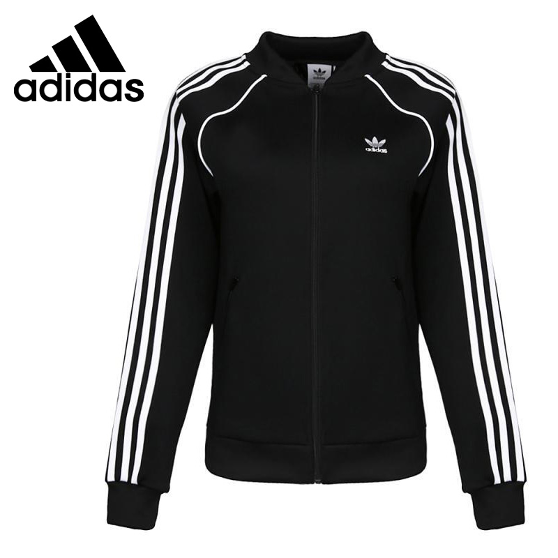 Original New Arrival 2018 Adidas Originals SST TT Women's jacket Sportswear original new arrival 2018 adidas originals sst tp 70 men s pants sportswear