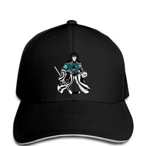 acd7ebe7b1dcc Men Baseball cap Hockey Sharks snapback funny Hat women