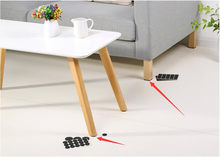 New Lot Soft Anti Slip Mat Furniture Sofa Chair Table Chair Non-Slip Mat Felt Mat Stickers(China)