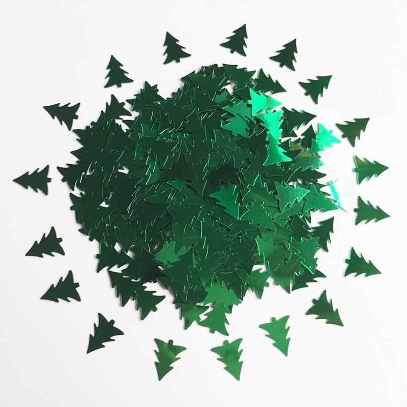 450 Stks Sequin Herten Ster Sneeuw Kerstboom Confetti Tafel Scatters Sparkle Decor Partyware Decoratieve Xmas Decoratie
