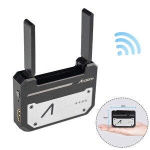 Image 4 - In Magazzino Accsoon CineEye Dispositivo di Trasmissione Wireless 5G 1080P Mini HDMI Video Trasmettitore Per IOS iPhone per iPad andriod Telefono