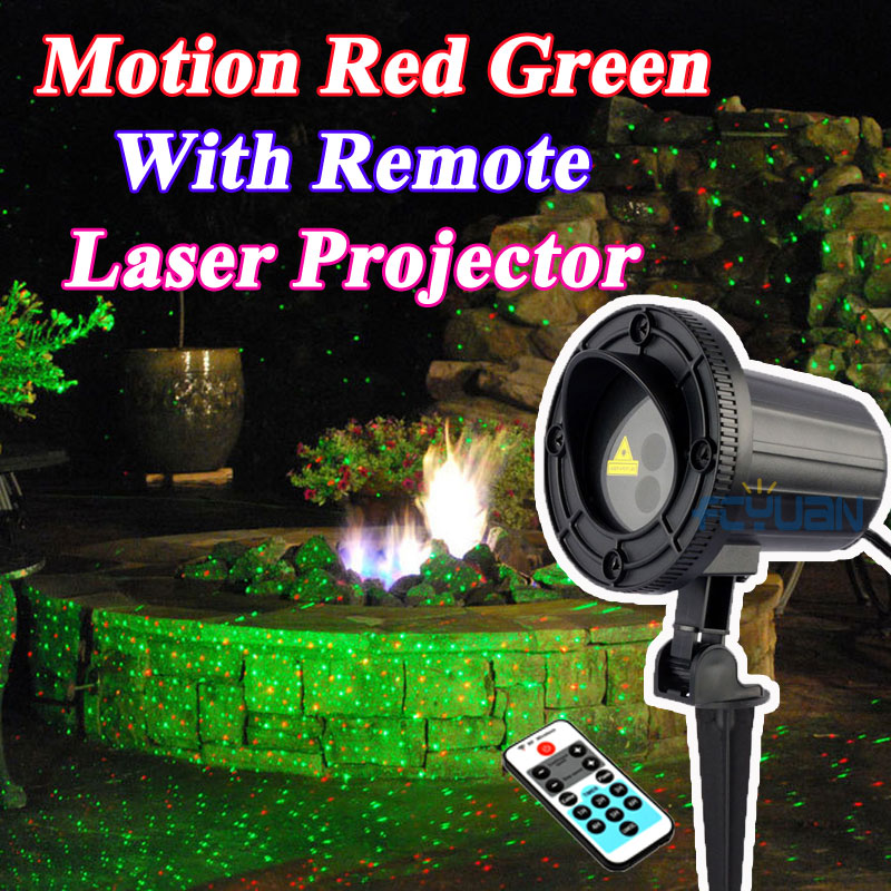 lighting for showers. christmas star lights projector laser showers waterproof outdoor garden lighting with ir remote red green mix for
