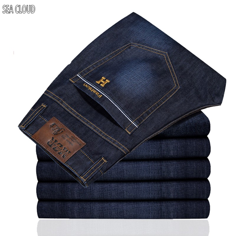 Sea Cloud Free shipping  loose straight jeans male plus size hiphop long trousers extra large mens military pants size 28-52 free shipping autumn and winter male straight plus size trousers loose thick pants extra large men s jeans for weight 160kg