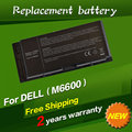 Jigu 7800 mah de 9 celdas de batería del ordenador portátil 451-11743 para dell precision m4600 m4700 m6600 m6700 9gp08 r7pnd 97krm fv993 pg6rc x57f1 3djh7