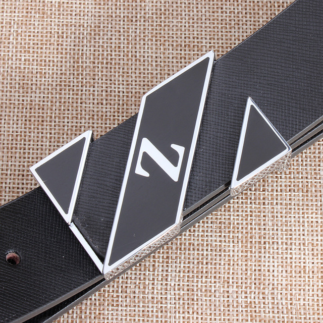 2017 New Brand Designer Belts Men High Quality Cowhide Young Fashion Leather Buckle Men Belt Luxury Bussiness Casual freeshipping