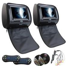 Eincar 2 pcs dvd player font b Car b font DVD palyer Headrest Monitor mp3 mp4