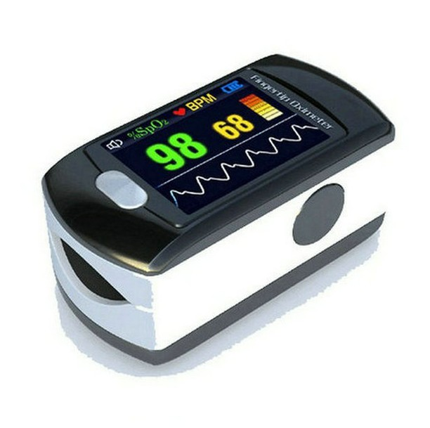 CMS50E Color OLED Fingertip SPO2 Pulse Rate Oximeter + Software + USB + Audio Alarm color oled wrist fingertip pulse oximeter with software spo2 monitor