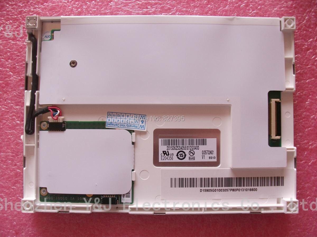 G057QN01 V2 5.7 320*240 a-si TFT-LCD panneauG057QN01 V2 5.7 320*240 a-si TFT-LCD panneau