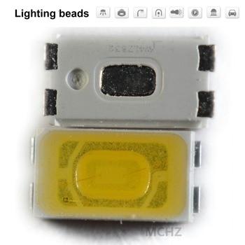 200pcs MALITAI 0.5W 5730 2835 5050 Light Bead 65-70lm White/Warm White SMD LED lamp Beads sencart t10 1 2w 3500k 70lm 5 smd 5050 led warm white light brake lamp 12v 2 pcs