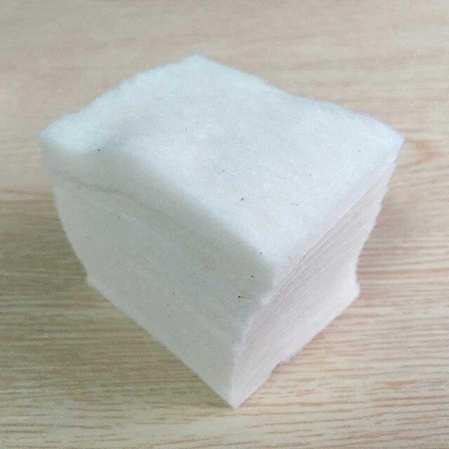 E-XY Original Japanese Organic Cotton 5/10/20Pcs/Pack No Bleach Healthy Huge Vapor E Cigarette Cotton For RDA RBA Atomizer 1