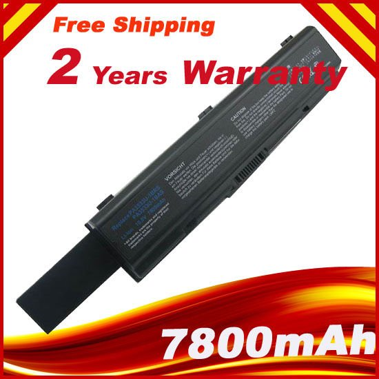 9 cells 7800mAh Laptop battery For Toshiba pa3534 3534 pa3534u PA3534U-1BAS PA3534U-1BRS Satellite A300 A500 L200 L300 L500 кружка printio где уолли
