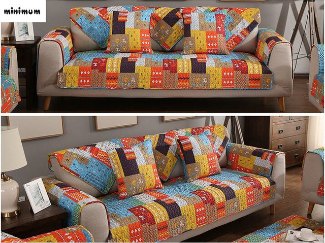 Sofa Cover Combination Cushion