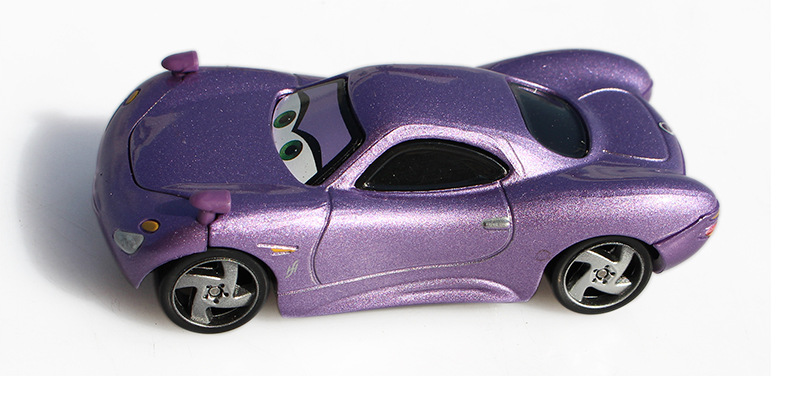 Pixar Cars Holly Shiftwell Metal Diecast Toy Car 1:55 carros pixar cars 2 pixar metal original brio toys for children collection pixar cars holly shiftwell metal diecast toy car 1 55 carros pixar cars 2 pixar metal original brio toys for children collection