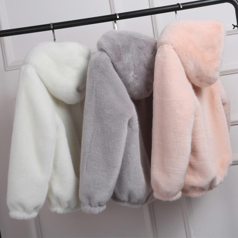 Plus Velvet Thicken Sweatshirt Women Autumn Winter Coat Hoodies Women Moletom Feminino Warm Hoodie Fleece Jacket Outerwear C4903