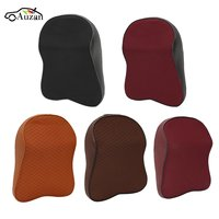 Car Seat Headrest Pad Memory Foam Neck Pillow Travel Head Neck Rest Support Cushion For VW