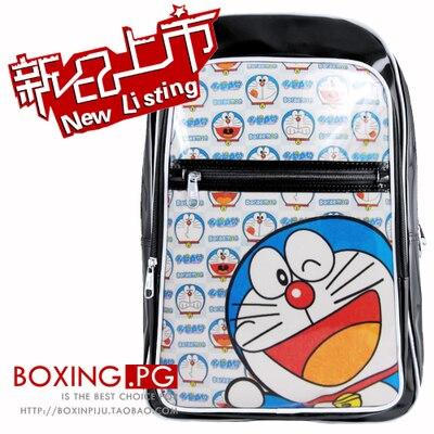 Anime Doraemon Cosplay New tide package waterproof bag leisure backpack child birthday gift