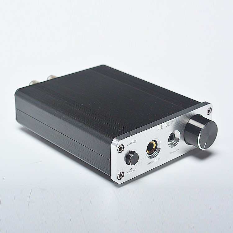NEW JIE CHUANG JC-E50W PA3116 usb digital amplifier CSR8645 Bluetooth receiver supports APT-X 4.0 amp audio amplifier