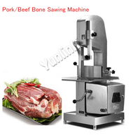 Commercial Meat sawing machine Stainless Steel Frozen Meat Cutting Machine High Efficient Meat Slicer J 310
