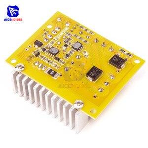 Image 2 - Diymore Hohe Spannung DC DC Boost Converter 8V 32V bis ± 5V 390V Einstellbare ZVS kondensator Lade Netzteil Modul