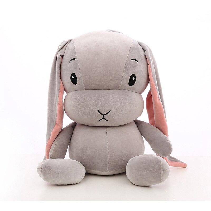 Doll stuffed toy Stuffed Animals & Plush toys kawaii plush long ear beans peas cute stuffed rabbit girlfriend gift toys 50cm