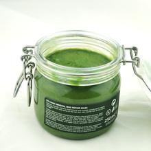 Recovering Smoothing Natural Volcanic Mud Hair Mask