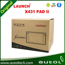 Latest Launch X431 PAD II For Most Vehicles Auto Scan Tool X-431 PAD 2 Tablet Scanner Update Online