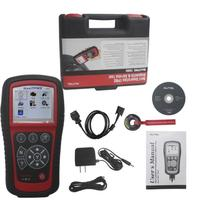 2017 Original Autel MaxiTPMS TS601 Top rated TPMS TS 601 Auto Scanner TS 601 Diagnostic and Service Tool One Year Warranty