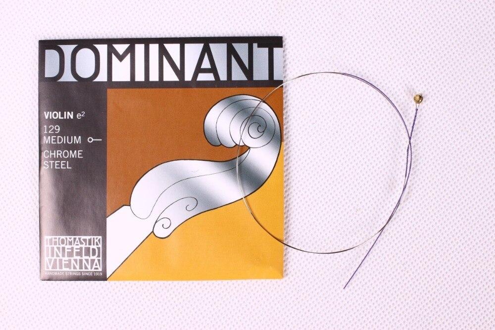 Livraison Gratuite Thomastik Dominant 135B Moyen Violon Cordes 4/4 Cordes Ensemble Complet G D UN E Cordes - 3