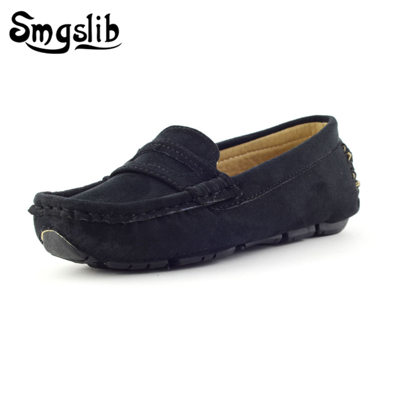 Children Shoes Boys Moccasins Kids Loafer Sneakers 2019 Spring Summer Moccasin Girls Casual Shoes Toddler Baby Pu Leather