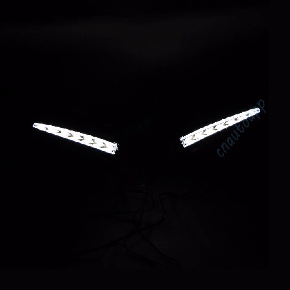 Toyota Highlander side mirror light 3