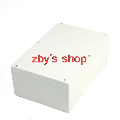240mmx160mmx90mm Cable Connect Waterproof Plastic Case Junction Box 4pcs a lot diy plastic enclosure for electronic handheld led junction box abs housing control box waterproof case 238 134 50mm