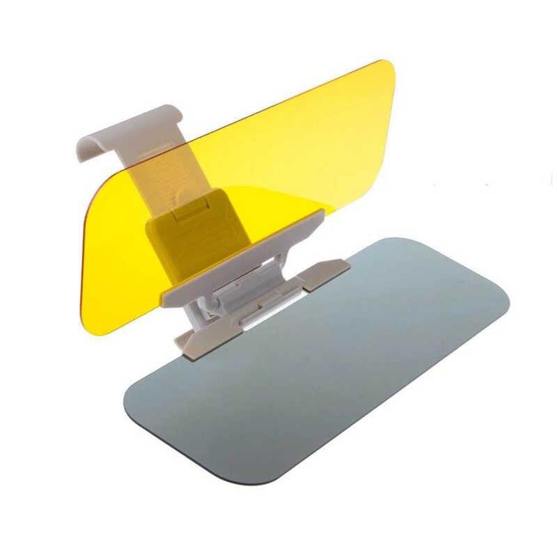 Hoge Kwaliteit HD Auto Zonnekleppen Bril Eye Night Anti-verblinding Anti-dazzle Spiegel Clear Zonnekleppen Rijden spiegel Clear View