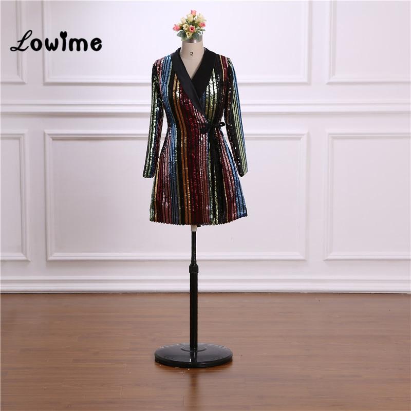 Femmes Veste Sequin Courtes Robes De Soirée Pas Cher Parti Robes 2018 Bolero Chaqueta Mujer Cape Robe Custom Made Manteau
