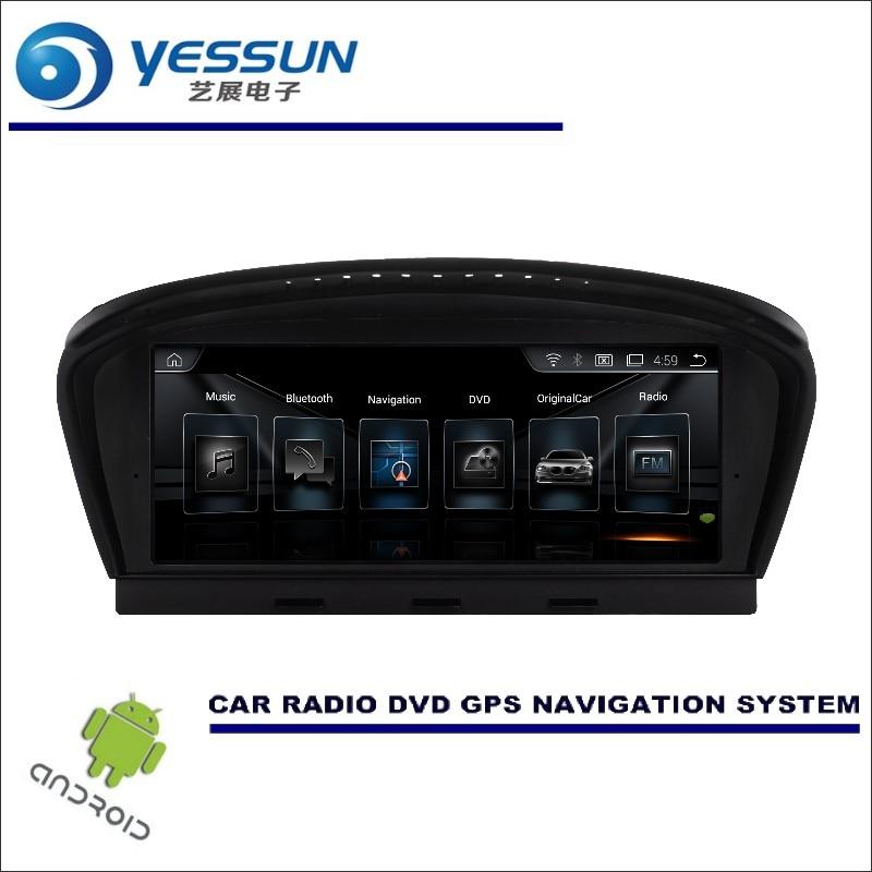 YESSUN 8.8 inch HD Screen For BMW 3 E90 / E91 / E92 / E93 Car Stereo Audio Video Player GPS Navigation Multimedia (No CD DVD