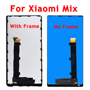 Image 4 - Nowy testowany dla Xiao mi mi mi x wyświetlacz LCD montaż digitizera ekranu dotykowego z ramą dla Xiao mi mi mi X 2 wymiana LCD części