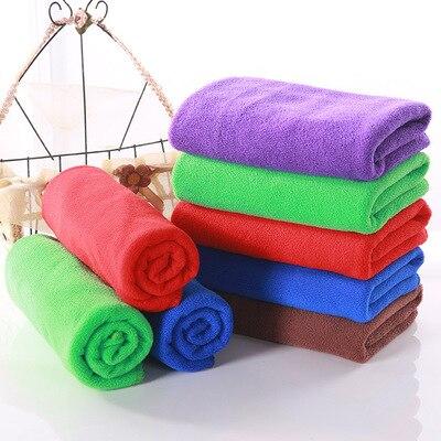 Black Burrda Sport Hand Towel
