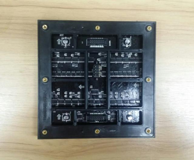 Открытый p5 светодиодный дисплей модуль высокого nrightness 3in1 RGB панель full цвет водонепроницаемый led P3.91 P4.81 P2.5 P3 P5 P1.6 P1.2 P1.9