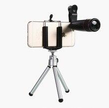 5 Universal in 1 Lenses Kit for Smartphones