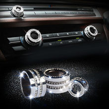 Luxury Top Quality Diamond Car Interior Mouldings Bottom Cover