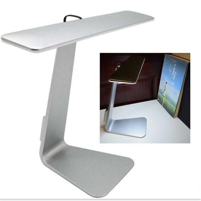 Ultra-Delgado LLEVÓ La Lámpara de Escritorio 2.5 W 250LM Smart Touch lámpara de Escritorio Llevó luz de Protección Ojos lámpara de mesa Plegable Lámpara de Lectura para el Dormitorio niños