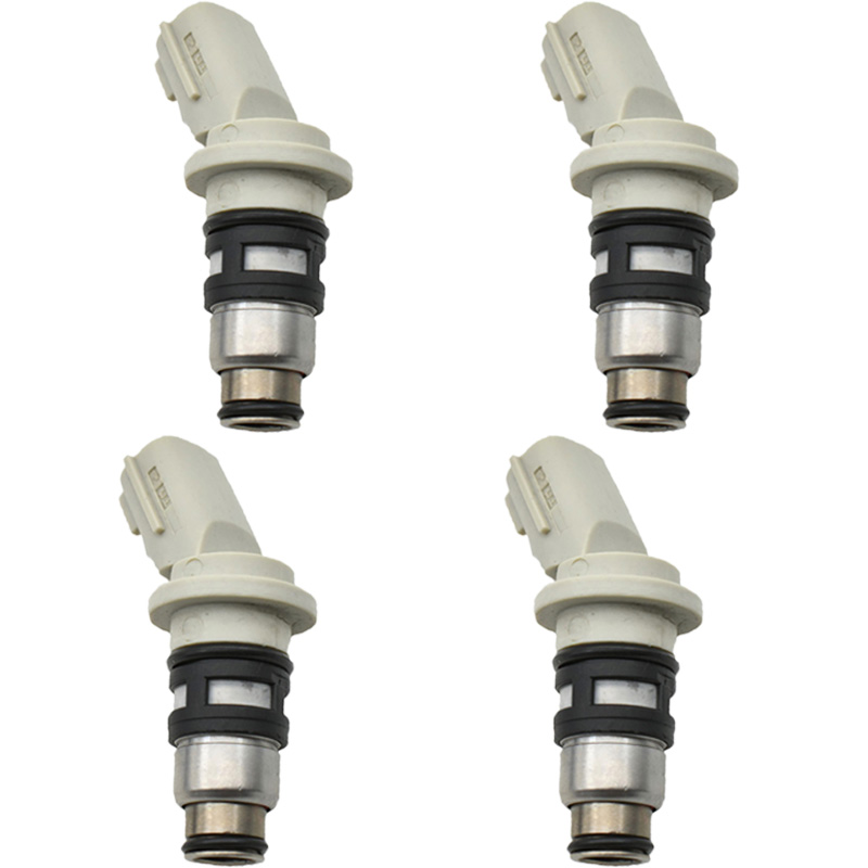New 4PC LOT Fuel Injector injection nozzle A46H02 For NISSAN Micra II K11 16600 73C00 A46