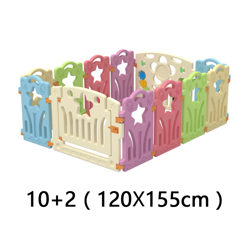 Baby Playpens Indoor Outdoor Games Activity Children Play Fence Kids Activity Gear Environmental Protection EP Safety Play Yard