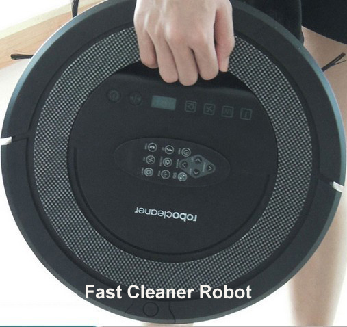 Top Selling 6 in 1 Multifunctional Automatic Vacuum Cleaner QQ5,never touch charge base , Sonic wall,Self-checking
