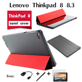 For Lenovo Thinkpad 8 holster BIM thinkpad 8 protection 8.3 inch tablets thirty percent support Ultra-thin Smart Cover Case