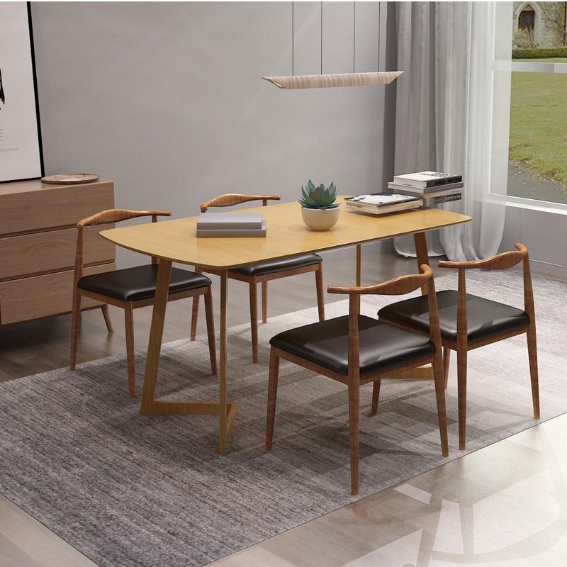 €85.63 29% de DESCUENTO|Conjunto mesa de comedor plegable mesa de comedor  conjunto para mesas y sillas muebles de mesa y sillas-in Mesas de comedor  ...